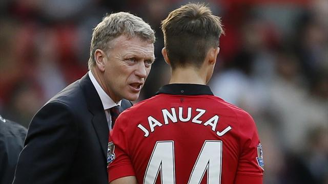 Premier League - Moyes fears for Januzaj reputation