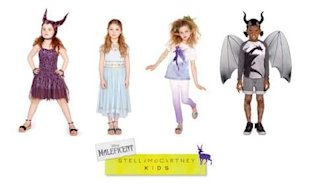 Angelina Jolie and Stella McCartney Create Kids' Maleficent Clothing Collection
