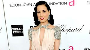 5 Things You Don't Know About Dita Von Teese