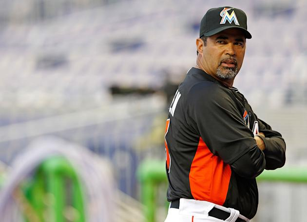 Miami v Miami Marlins