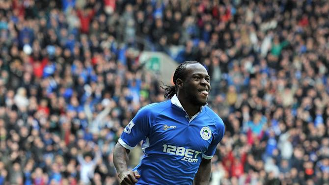Chelsea appear closer to signing Victor Moses from Wigan