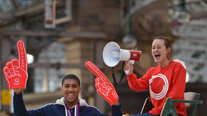 Glasgow 2014 Opens Search For 15,000 Commonwealth Games Volunteers