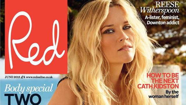 Reese Witherspoon: Baby 'Stole My Brain'