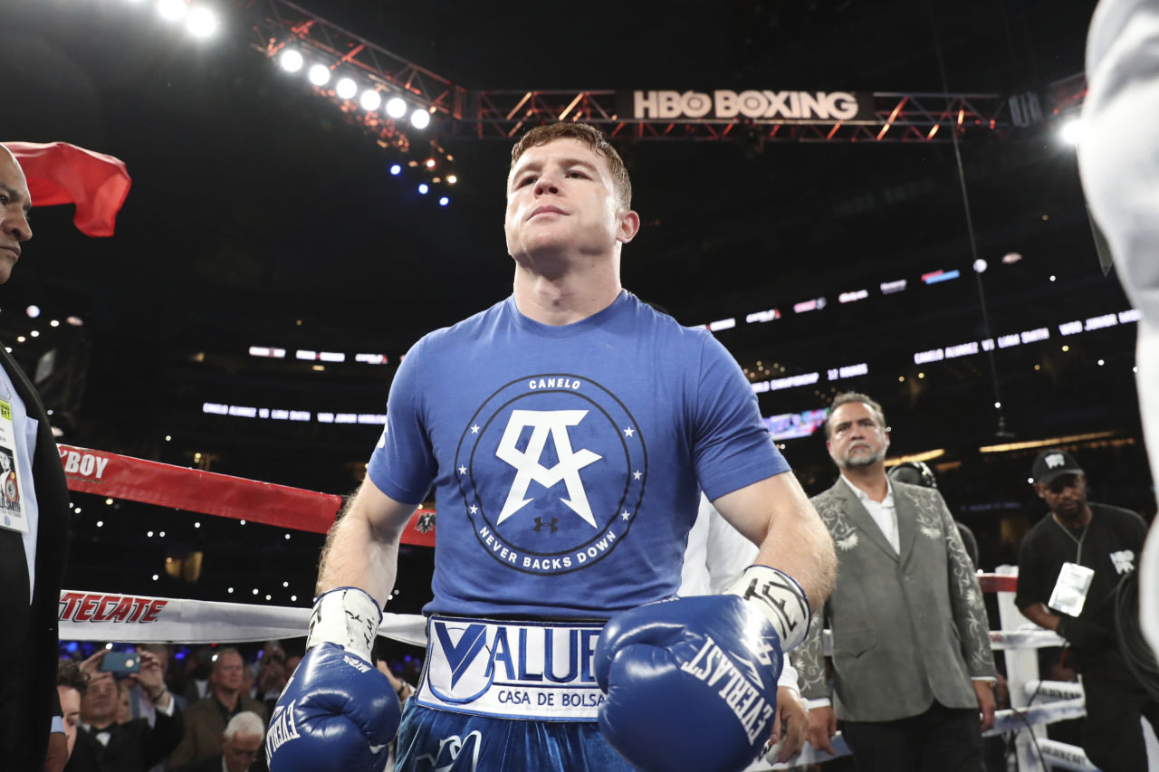 Idec on boxing: Alvarez ducks Golovkin - for now