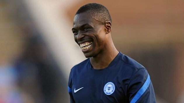 Gabriel Zakuani, Peterborough United (PA Photos)