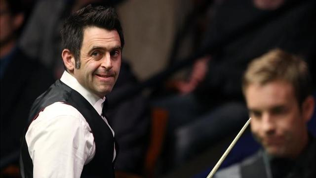 Snooker - O'Sullivan magic overpowers gallant Carter at Crucible