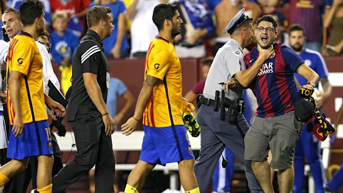 International Champions Cup 2015 - FC Barcelona v Chelsea