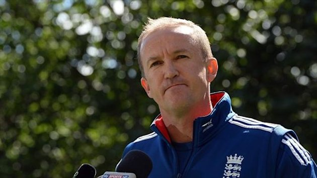 Andy Flower is determined to remain as England coach beyond the current Ashes series.