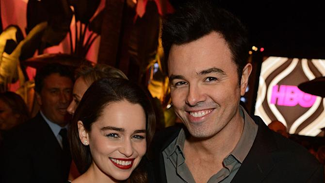HBO's Official Golden Globe Awards After Party - Inside: Seth MacFarlane