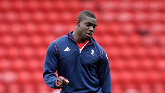 Micah Richards will be sidelined for another month with an ankle injury