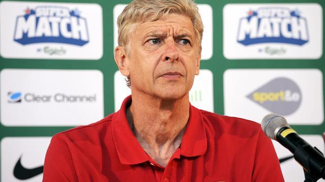 Champions League - Wenger: Arsenal in toughest group