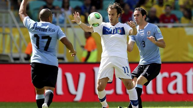 Serie A - Genoa and Roma to discuss Gilardino-Borriello