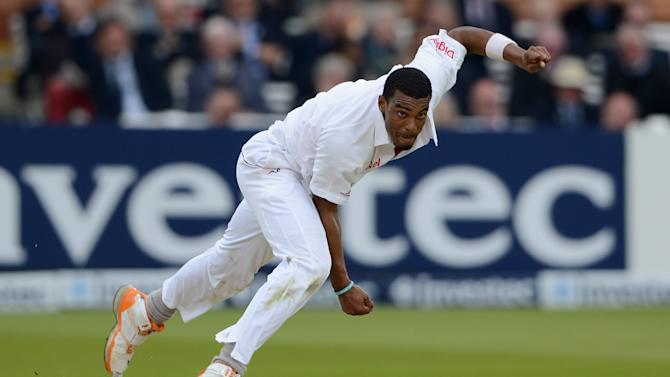 England v West Indies: 1st Test - Day Two