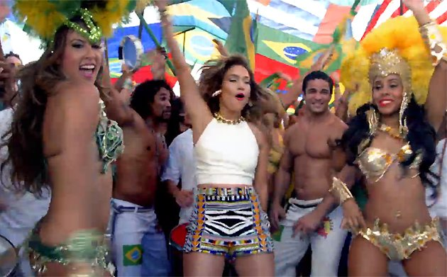 The official video of the official song of World Cup officially unleashed