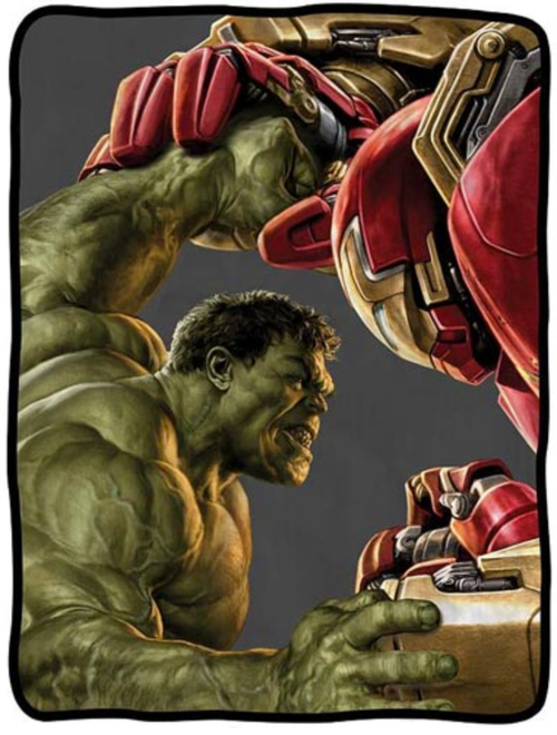 Avengers: Age of Ultron Promo Art Features Hulkbuster vs. Hulk, Ultron and More