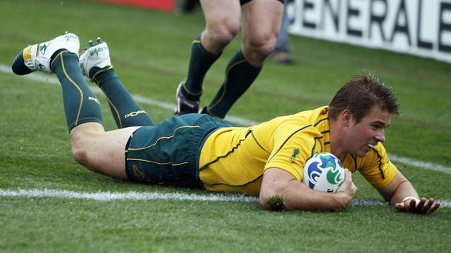Top 14 - Wallabies winger Mitchell joins France's Toulon