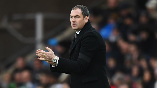 Clement confirms 'imminent' Swansea deals for Olsson, Carroll