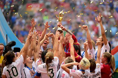 More Americans watched the Women's World Cup final than the NBA Finals or the Stanley Cup