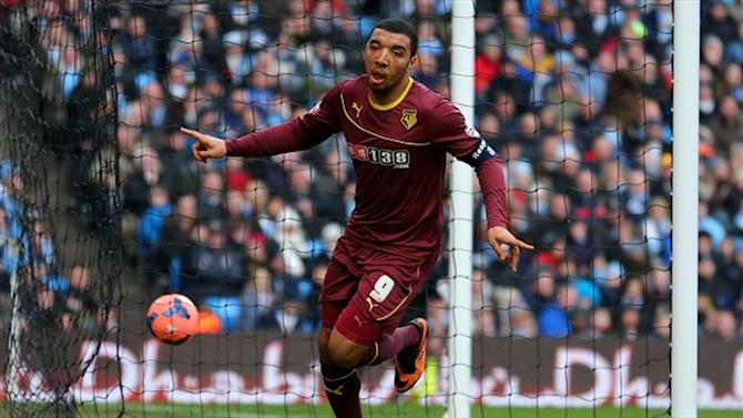 Championship - Watford close to Deeney deal