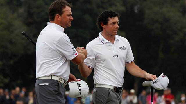 McIlroy up against Snedeker to open Ryder Cup