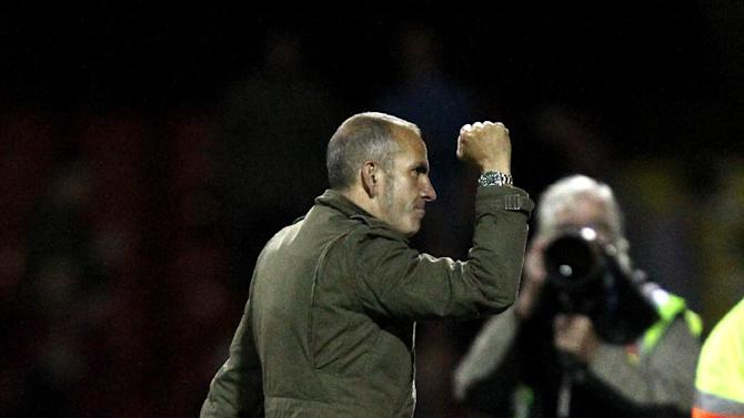 Paolo Di Canio targeted Manchester United or Chelsea in the Capital One Cup fourth round