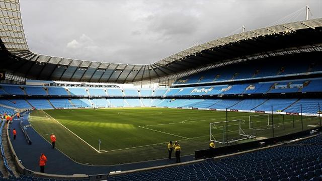 Premier League - Etihad Stadium expansion about to begin
