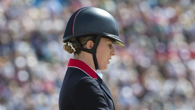 Equestrian - Dujardin Delighted with world record as GB take Euro bronze