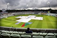 Rain continued to hamper cricket at Edgbaston