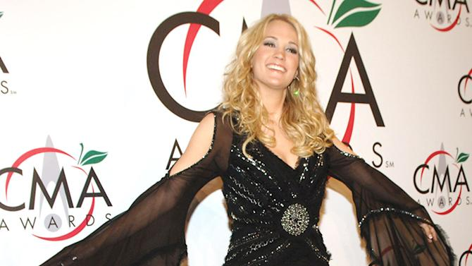 The 39th Annual CMA Awards - Press Room