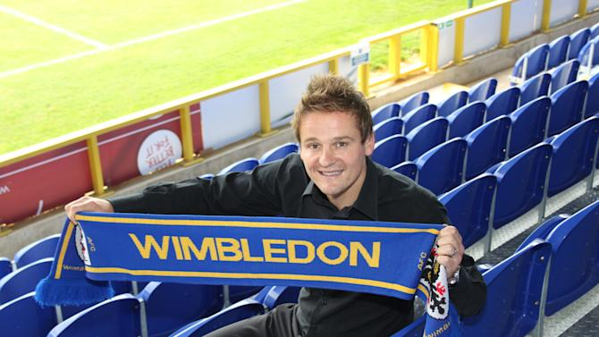 Neal Ardley has succeeded Terry Brown as manager at AFC Wimbledon