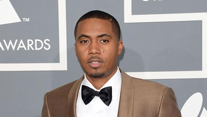 The 55th Annual GRAMMY Awards - Arrivals: Nas