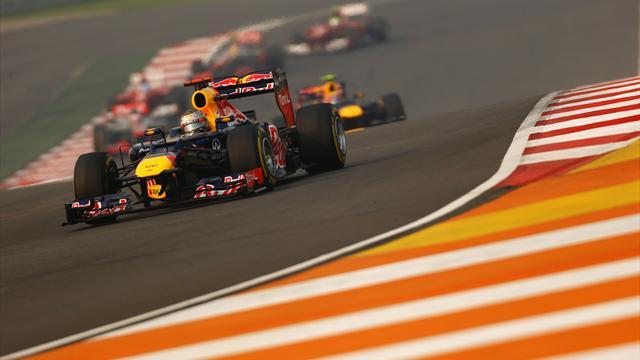 Formula 1 - Indian GP organisers dismiss race rumours