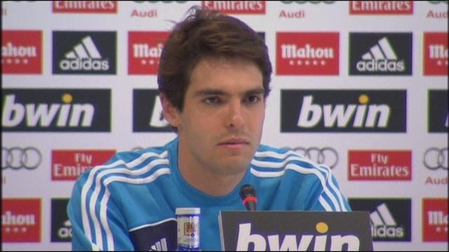 Liga - Kaka: It's been tough being only a 'normal' player