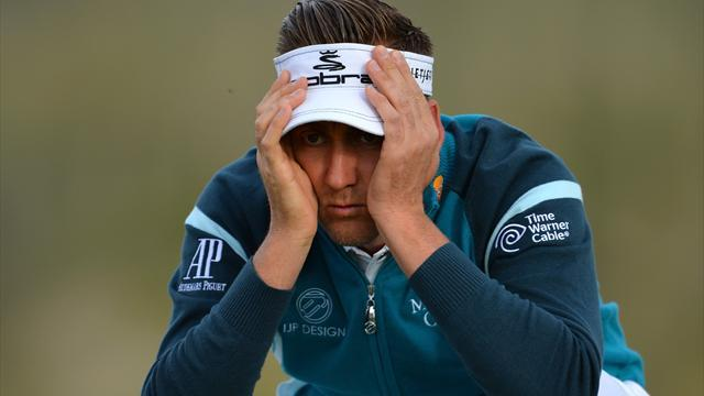 Golf - Early Match Play exits for Poulter and Donald