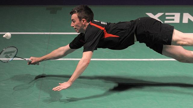 Badminton - Mills eyes maiden national title in Manchester