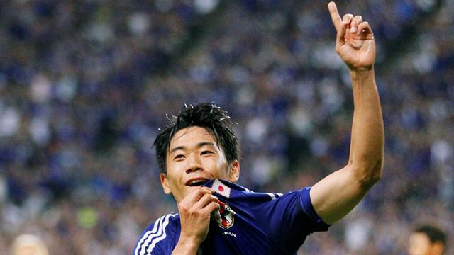 World Cup - Kagawa recalled to Japan squad for Latvia friendly