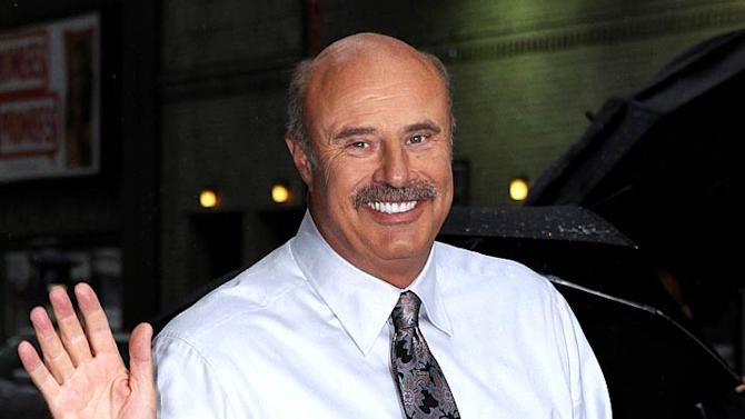 Dr Phil Mc Graw Letterman