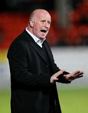 Peter Houston felt his Dundee United side showed Dinamo Moscow too much respect