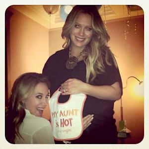 "PIC: Inside Hilary Duff's ""Beautiful"" Baby Shower"