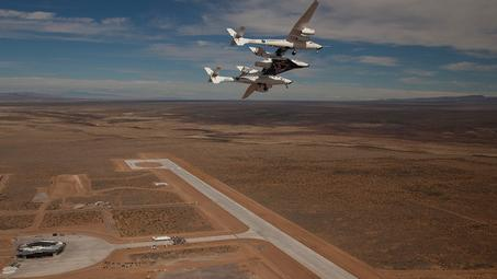 Virgin Galactic's SpaceShipTwo Rocket Test Heralds Rise of Passenger Space Travel