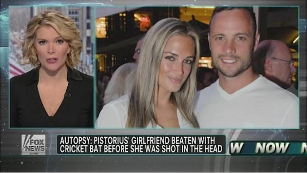 Autopsy: Pistorius' girlfriend beaten with cricket bat
