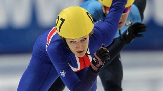 Short Track - Christie lands 1000m gold in Dresden