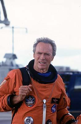 Clint Eastwood in Warner Brothers' Space Cowboys