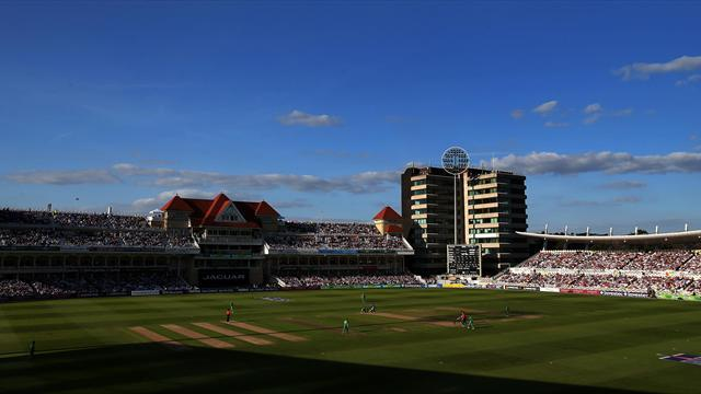 Cricket - Small profit for Notts