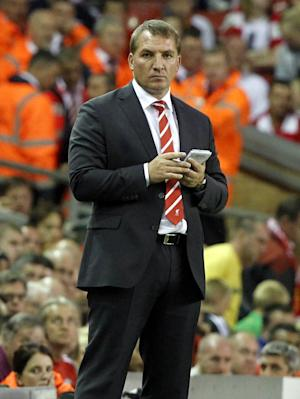 Brendan Rodgers is looking to add to his Liverpool squad
