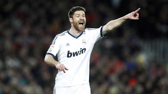 Bundesliga - Bayern confirm Xabi Alonso to join in shock move