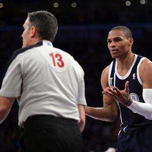 Do NBA players complain to the officials too much?