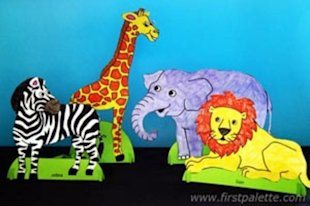 Visit the zoo ... or create your own!