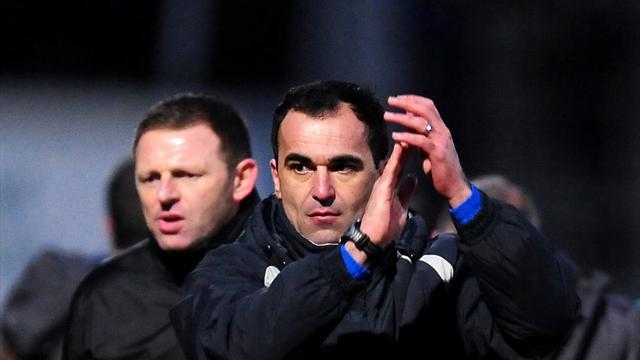 Football - Martinez hails Silkmen