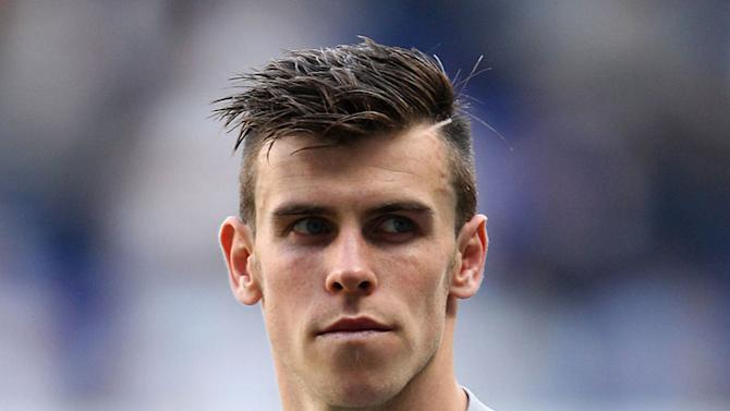 Spurs in Spain to discuss Bale